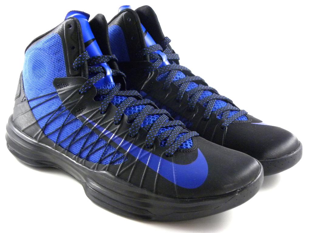 Nike Basketball Shoes 2012 Black Nike Hyperdunk 2012 Bl...