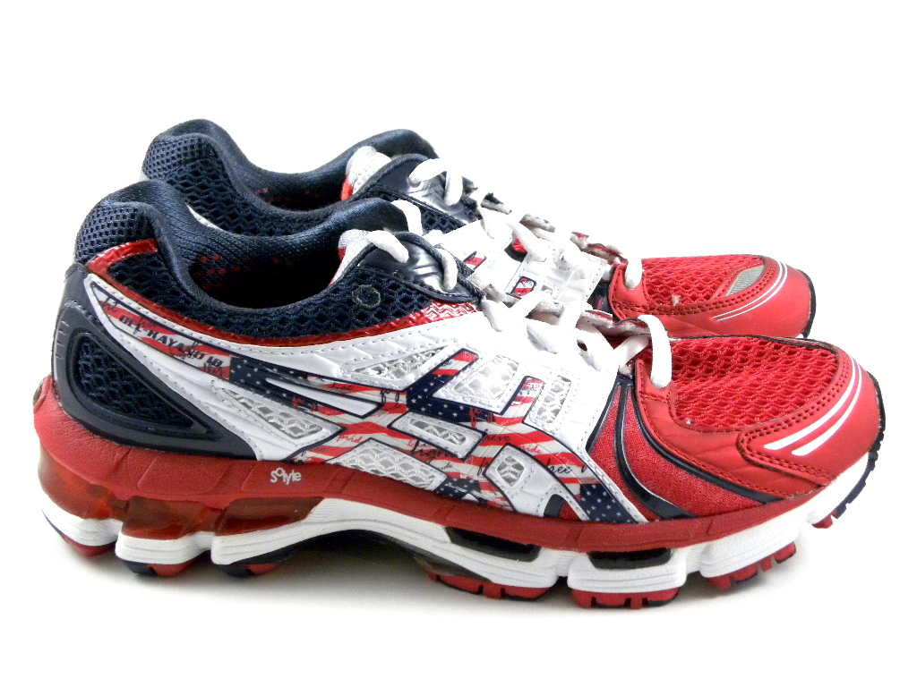 Asics Olympic Running Shoes