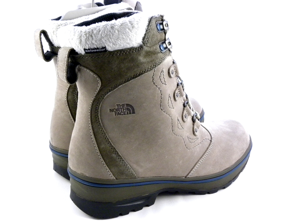 Luxury The North Face Thermoball Utility Women39s Snow Boots In Black  Lyst