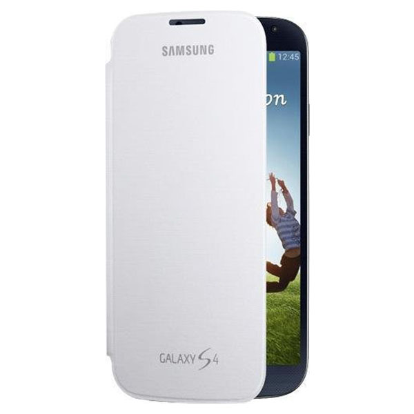 Genuine Original Samsung Flip Cover Book Case EF-FI950B For Galaxy S4 i9500 i950